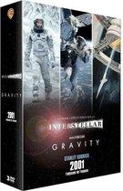 Interstellar + Gravity + 2001, l'odyssée de l'espace - Coffret 3 DVD