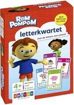Zwijsen Rompompom Letterkwartet