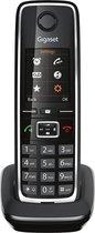 Gigaset C530HX - Zwart (losse handset, geen basisstation)