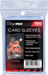 TCG Sleeves - Blanco Clear - Store Safe Ultra Pro (Standard Size) - Pokemon sleeves- Penny sleeves