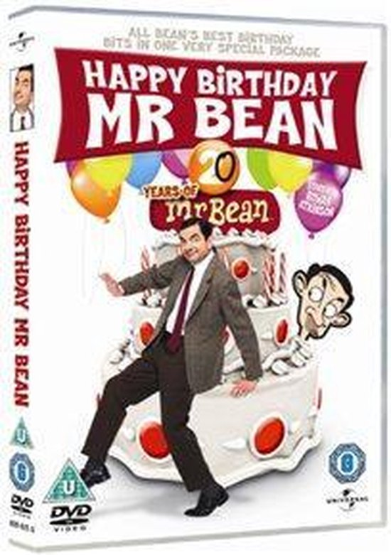 Happy Birthday Mr. Bean