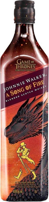 Johnnie Walker - A Song of Fire