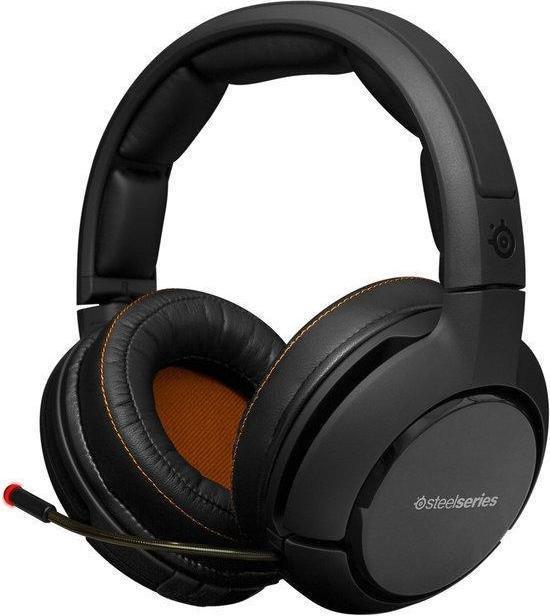 Steelseries H Wireless 7.1 Virtueel Surround Gaming Headset - Zwart (PC + PS3 + PS4 + Xbox 360 + Xbox One + MAC)