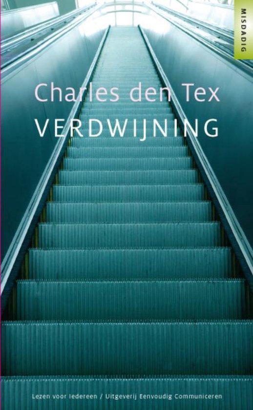 Misdadig - Verdwijning - Charles den Tex |