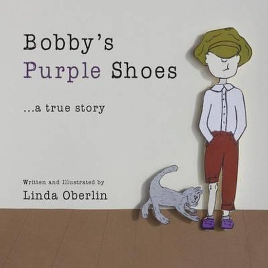 Bobby's Purple Shoes