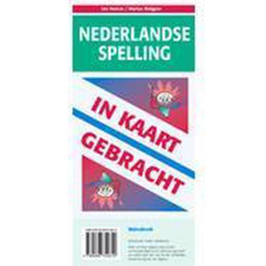 Nederlandse Spelling in kaart gebracht - J. Heerze  