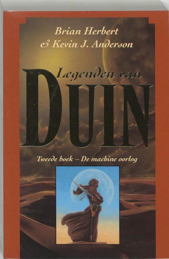 Legenden Van Duin / 2 De Machine Oorlog - Brian J. Robb  