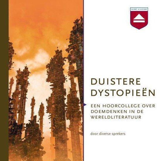 Duistere dystopieën - Claudia Bouteligier  