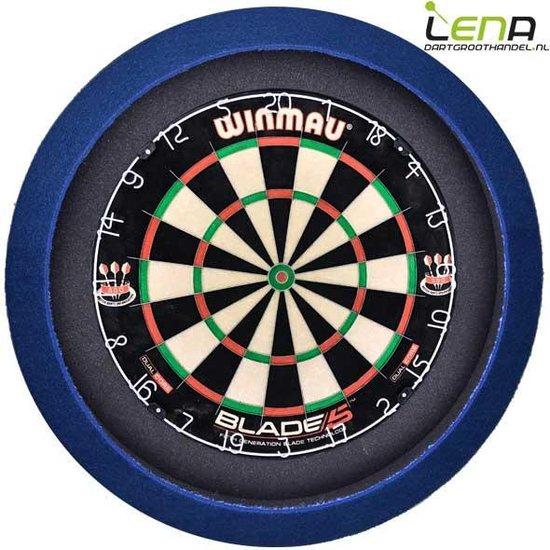LENA Dartbord Verlichting BASIC (Blauw)