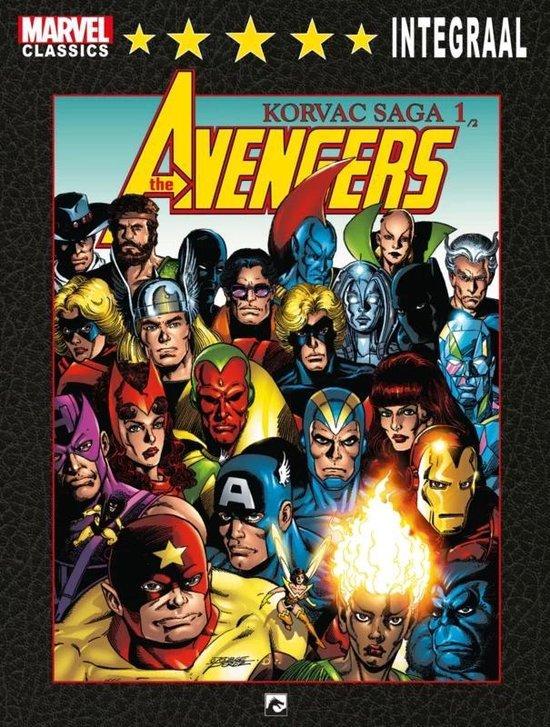 Avengers, Korvac Saga - George Perez | Fthsonline.com