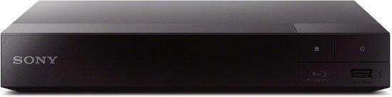 Sony BDP-S3700 - Blu-ray-speler - Wi-Fi - Smart TV - Zwart