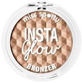 Miss Sporty - Instaglow Bronzer - - Beige