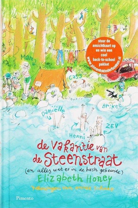 De vakantie van de Steenstraat - E. Honey |