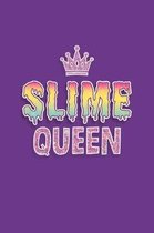 Slime Queen, Fun Play Journal for Boys & Girl, Purple Cover