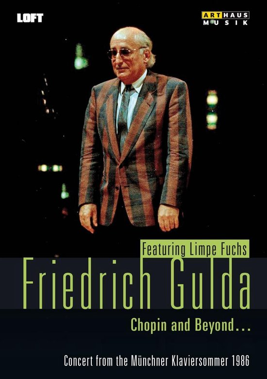 Friedrich Gulda Chopin And Beyond
