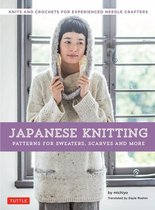 Boek cover Japanese Knitting: Patterns for Sweaters, Scarves and More van Michiyo