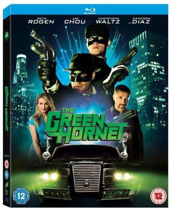 Cover van de film 'Green Hornet'
