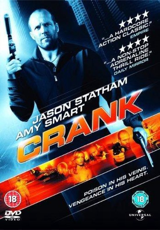 Cover van de film 'Crank'