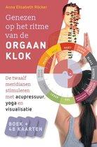 Boek cover Genezen op het ritme van de orgaanklok van Anna Elisabeth Röcker (Paperback)