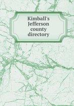 Kimball's Jefferson County Directory