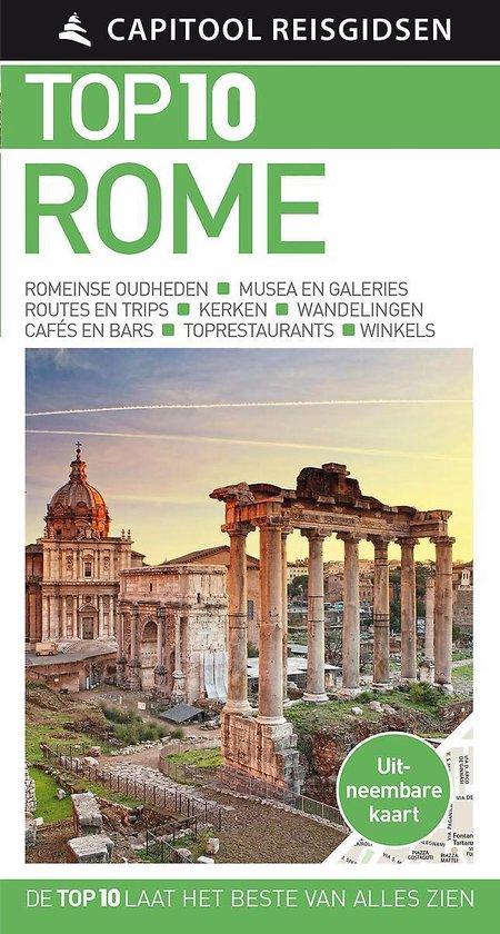 Capitool Reisgids Top 10 Rome - Capitool |