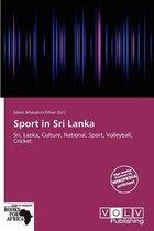 Sport in Sri Lanka