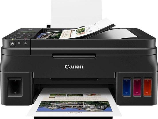 Canon PIXMA G4511 Inkjet / Zwart