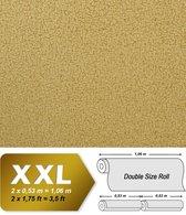 Vliesbehang XXL vintage leer look hoogwaardig EDEM 948-28 structuur behang met glans effect groenbruin olijf | 10,65 qm