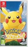 Pokémon Let's Go, Pikachu! - Switch