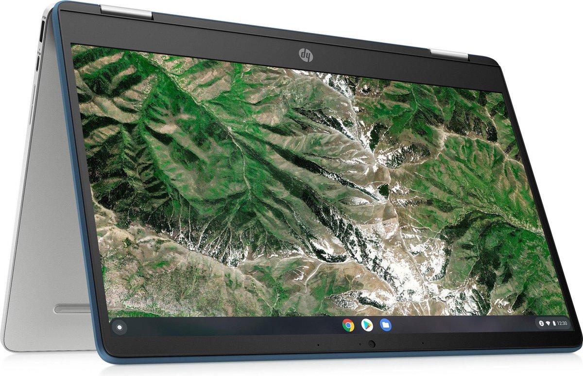 HP Chromebook x360 14a-ca0102nd – Chromebook – 14 Inch