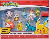 Pokemon: Battle Figure 8-Pack Wave 5