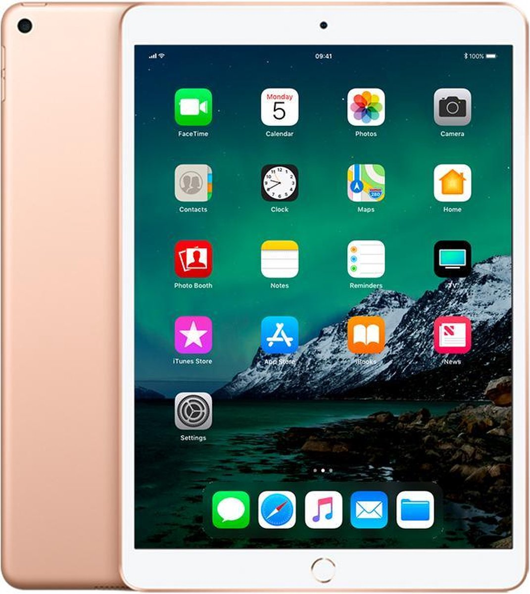 Apple iPad Air 3 - 64GB - Wi-Fi - Goud - B-grade