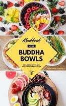 Kookboek Voor Buddha Bowls: 50 Kommen Vol Met Gezonde Lekkernijen