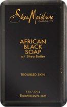 Shea Moisture African Black Soap Soap Bar 230 gr