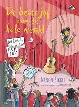 Graphic novel  -   De beste juf van de hele wereld