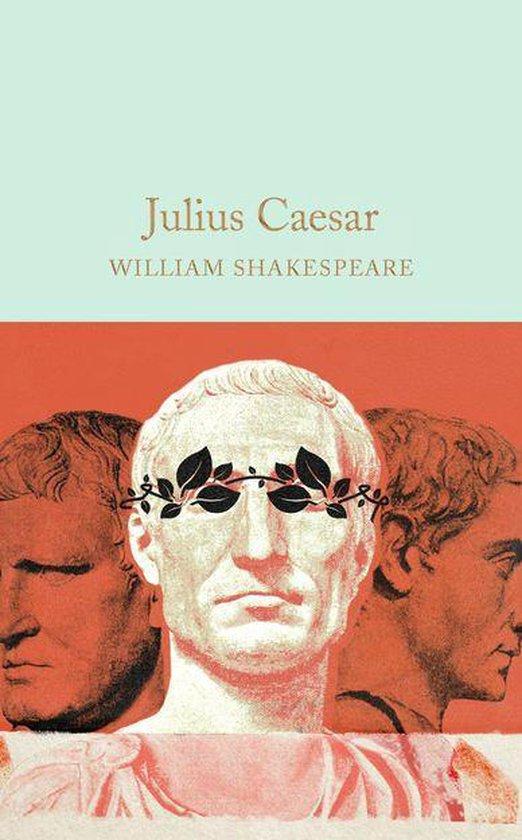 Boek cover Julius Caesar van Macaw Books (Onbekend)