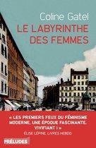 Omslag Le Labyrinthe des femmes