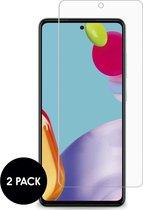 iMoshion Screenprotector Samsung Galaxy A52 (4G), Samsung Galaxy A52s, Samsung Galaxy A52 (5G) Gehard Glas - 2 Pack