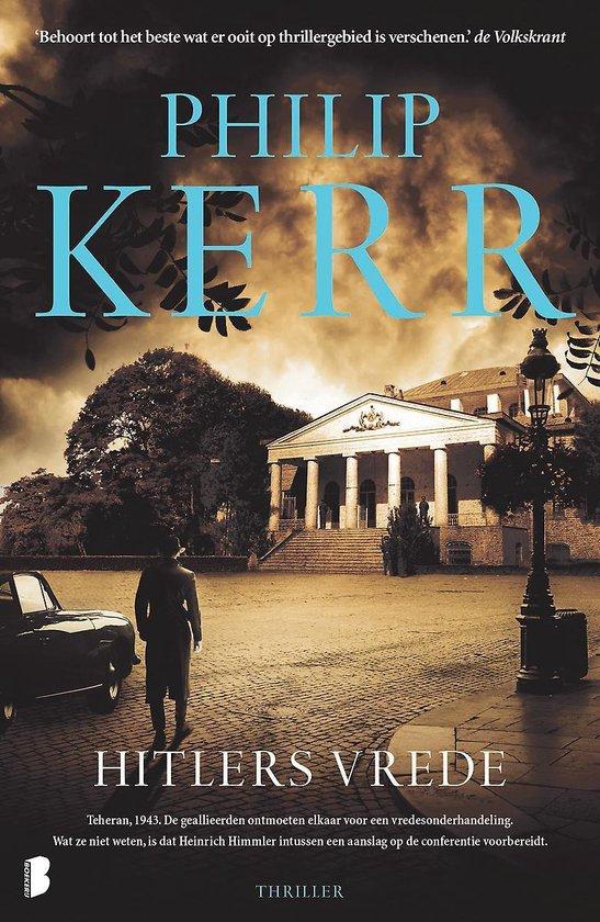 Boek cover Hitlers vrede van Philip Kerr (Paperback)