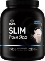 Slim Protein Shake (Afslank Shake) 750gr Aardbei