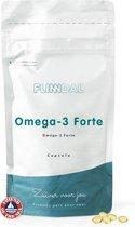 Omega-3 Forte 30 capsules - Hoog geconcentreerd visoliesupplement