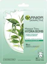 Garnier Skinactive Face Hydra Bomb Ultra Hydraterend & Regulerend Tissue Masker Gemengde Huid - Gezichtsverzorging