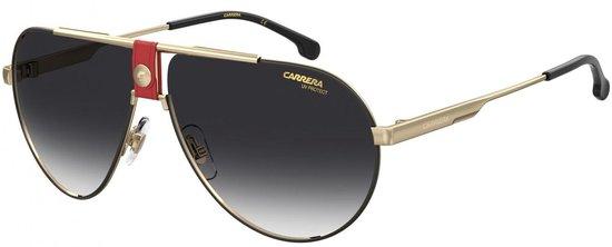 Carrera Eyewear Zonnebril 1033/s Cat. 3 Piloot Staal Goud/zwart