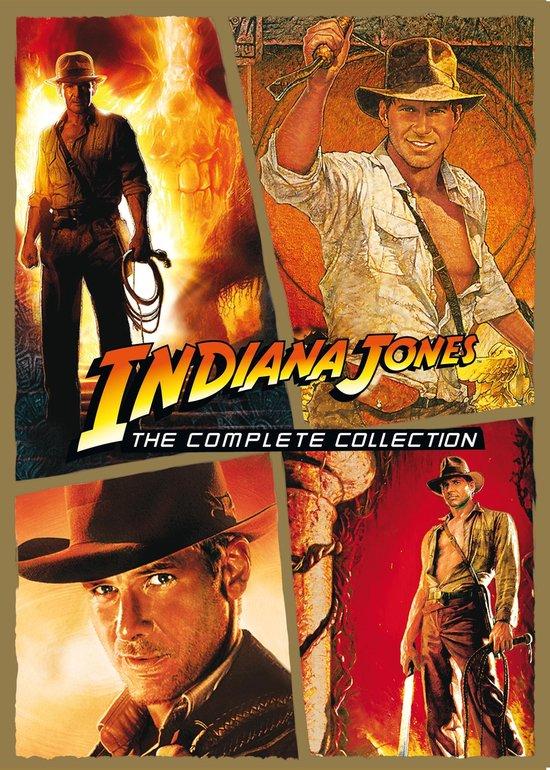 Indiana Jones Quadrilogy