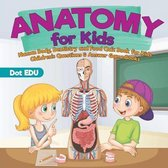Anatomy for Kids Human Body, Dentistry and Food Quiz Book for Kids Children's Questions & Answer Game Books