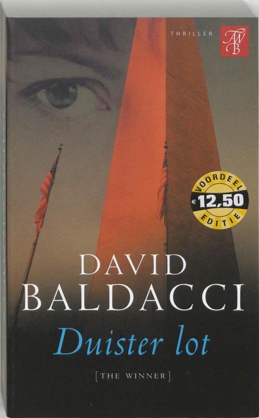 Cover van het boek 'Duister lot'