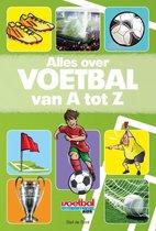 Boek cover Alles over voetbal van A tot Z van Stef de Bont (Paperback)