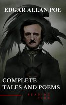 Boek cover Edgar Allan Poe: Complete Tales and Poems: The Black Cat, The Fall of the House of Usher, The Raven, The Masque of the Red Death... van Edgar Allan Poe