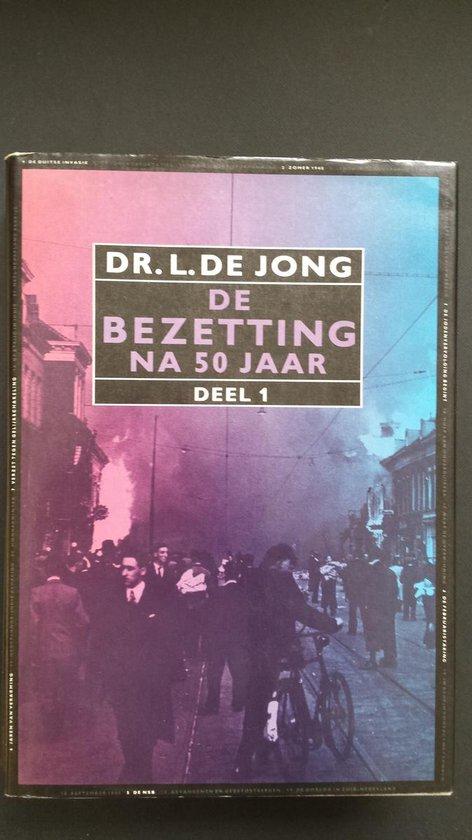 Bezetting deel 3 - L. de Jong  