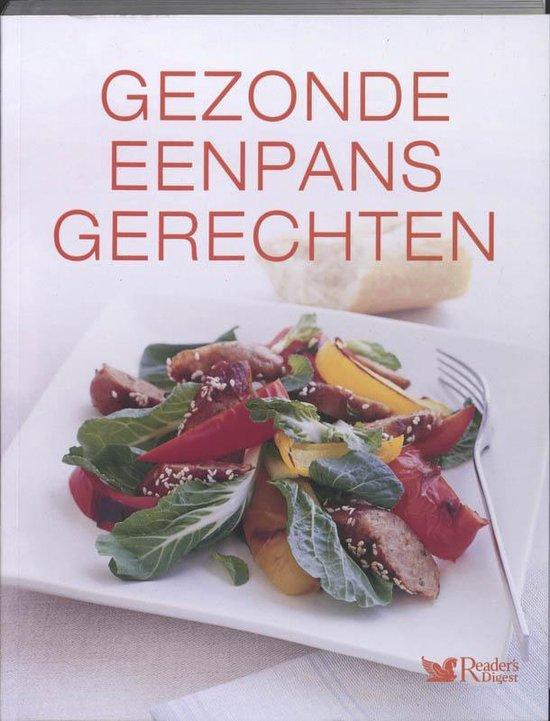 Boek cover Gezonde eenpansgerechten van R D Redactie (Paperback)